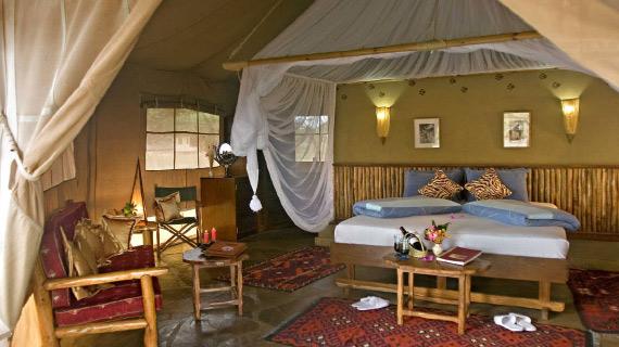 campamento severin safari