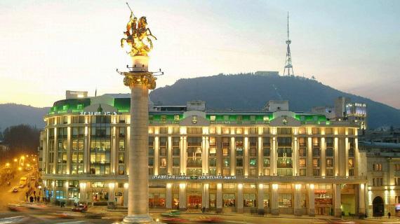 tbilisi marriott tour en georgia