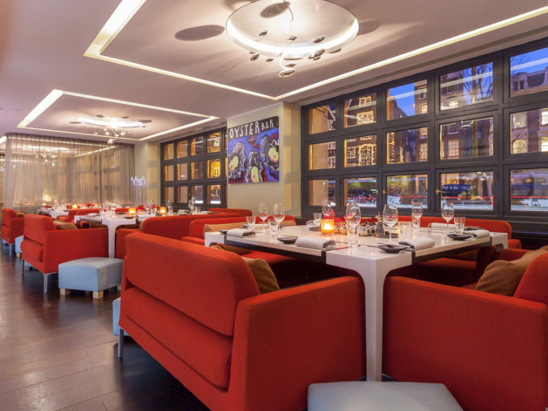 tour en benelux restaurant bridges