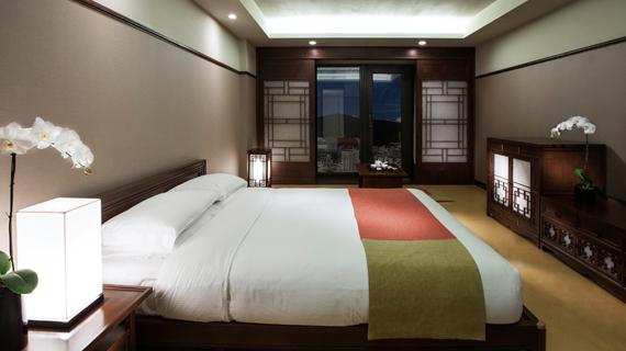tour en corea del sur hotel paradise