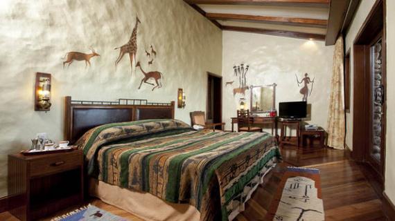 tour en tanzania habitaciones en ngorongoro serena lodge