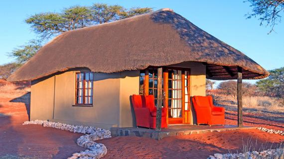 tour en zambezi camelthorn habitacion