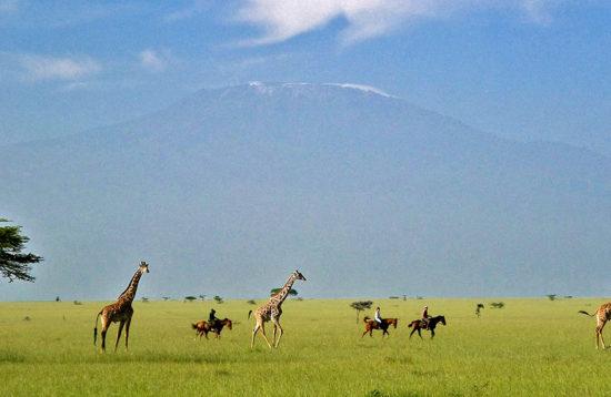tours en amboseil kenia