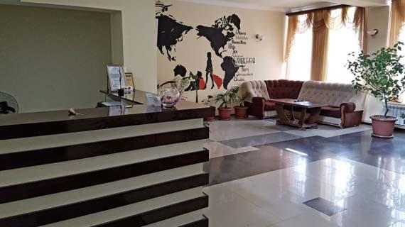 hotel goris en armenia
