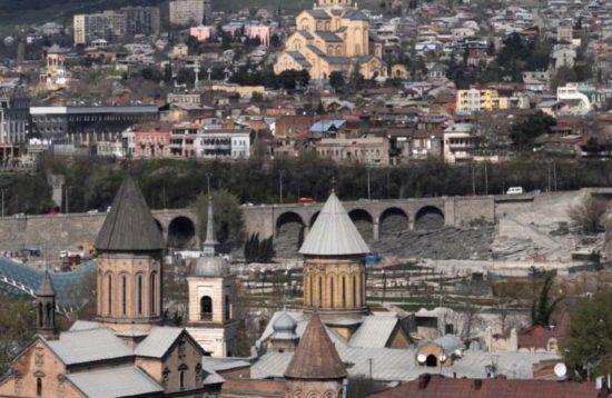 7 dias de paseo por georgia