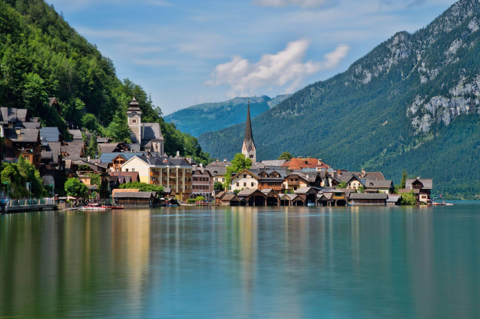 viajes de lujo a austria